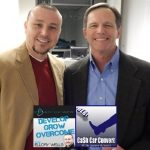Ellory Wells Empowered Podcast & James Kinson Cash Car Convert