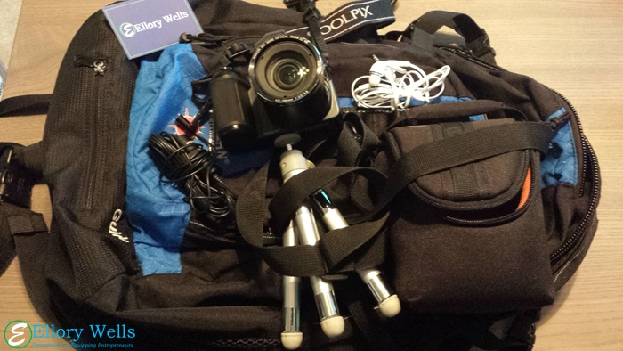 Mobile Video Production in a Bag