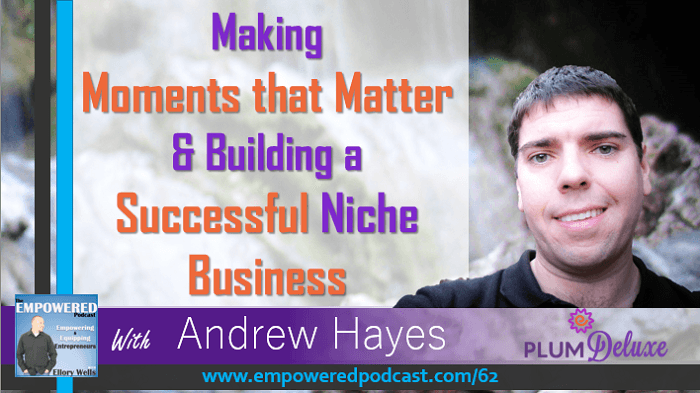 EP62 Andy Hayes Plum Deluxe