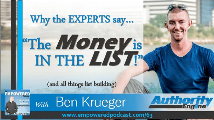 EP63 Ben Krueger Authority Engine