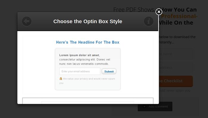 OptimizePress on Chromebook