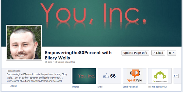 Empoweringthe80percent on Facebook
