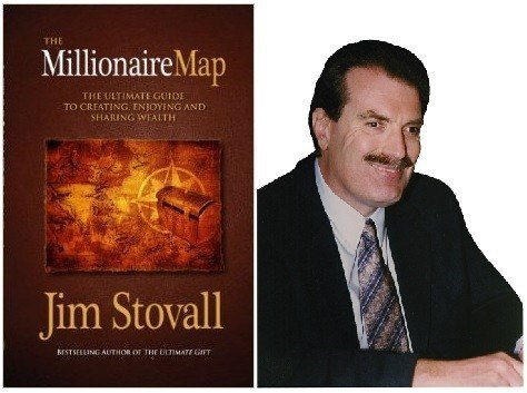 Jim Stovall Millionaire Map