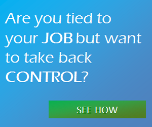 Tied to your job take back control