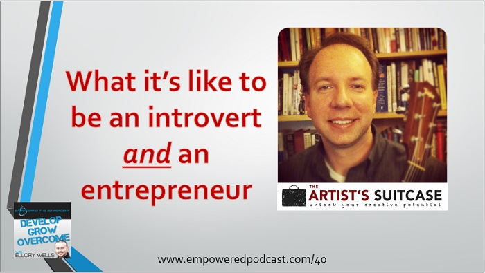 Empowered Podcast Kent Sanders