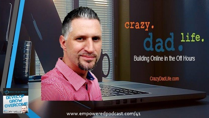 EP41: Building Online in the Off Hours with Jeff Stephens