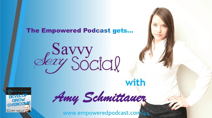 EP44 Amy Schmittauer Savvy Sexy Social