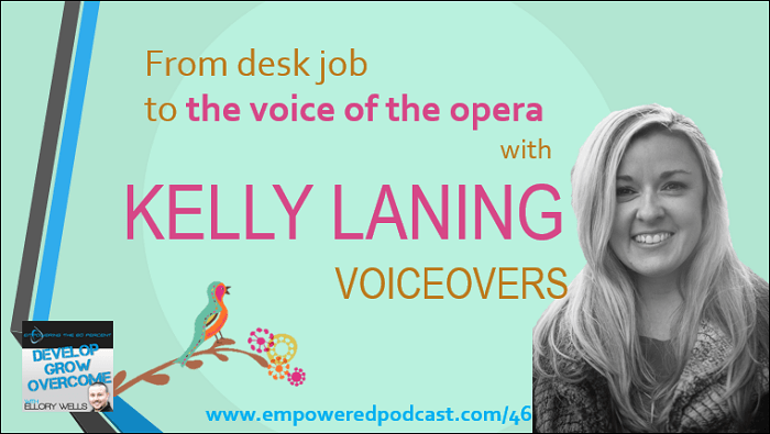 EP46 Kelly Laning Voiceover Artist