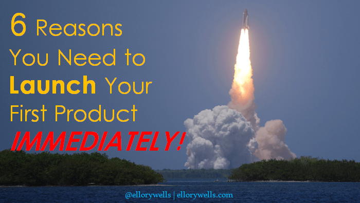 Reasons to launch your product
