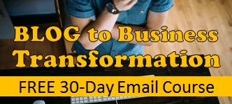 30 Day Blog Transformation