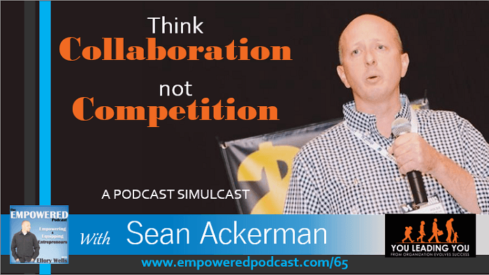 EP65 Sean Ackerman You Leading You