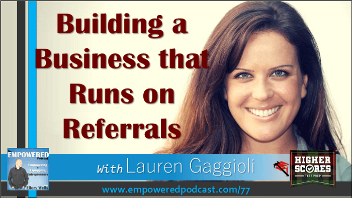 EP77 Lauren Gaggioli Experts Call