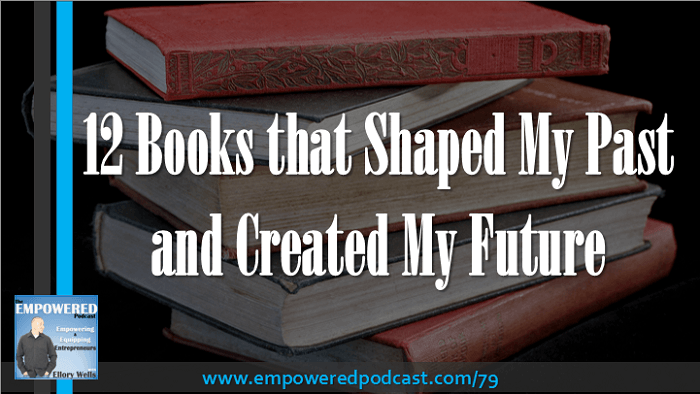 EP79 Books that Shaped my Future