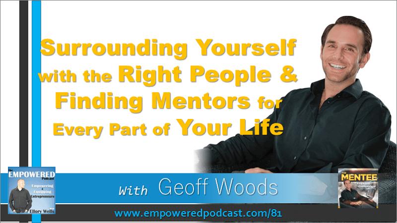 EP81 Geoff Woods on Mentorship