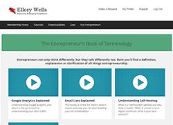 Membership Site image