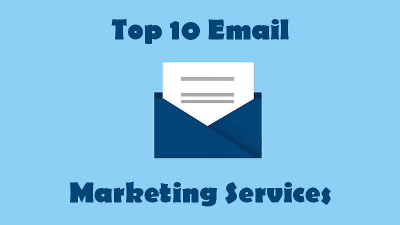 Top 10 Email Marketing Services