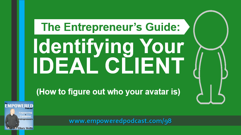 EP98 How to Identify Your Avatar
