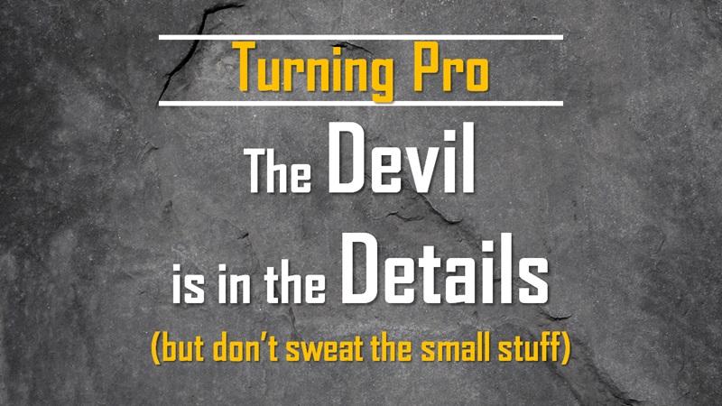 Devil Details small stuff