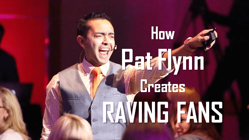 How Pat Flynn Creates Raving Fans