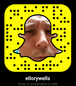 Ellory on Snapchat at ellorywells