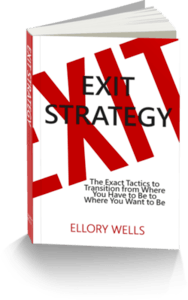 Exit Strategy paperback cover