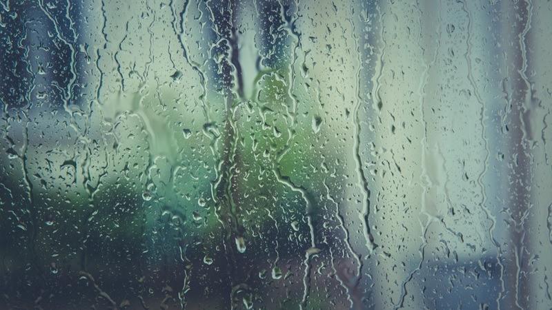 bad day rain