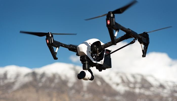 drone promote your event