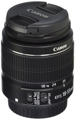 Canon EF-S 18-55mm f 3.5-5.6 IS II 150