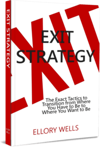 Exit Strategy by Ellory Wells on Amazon