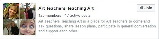 brenda mullard art teachers teaching art facebook group