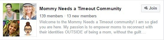 bridgette petrino mommy needs a timeout community fb group