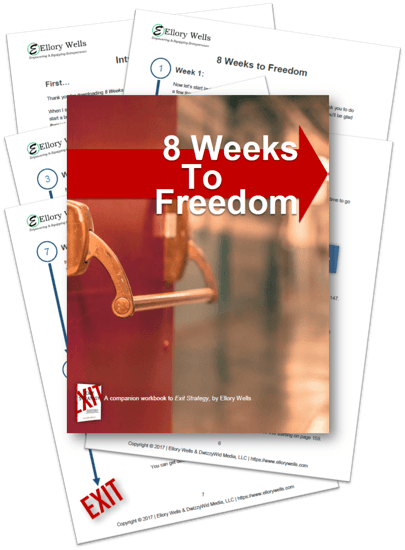 8 weeks to freedom pile