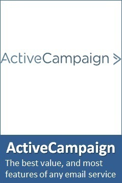 ActiveCampaign recommended