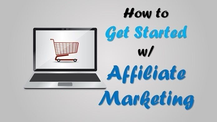 how to get started affiliate marketing