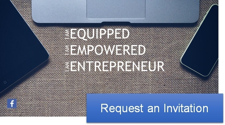empowered and equipped request invitation