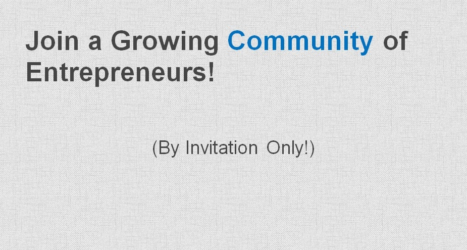 Join the growing community! Request your invite =)