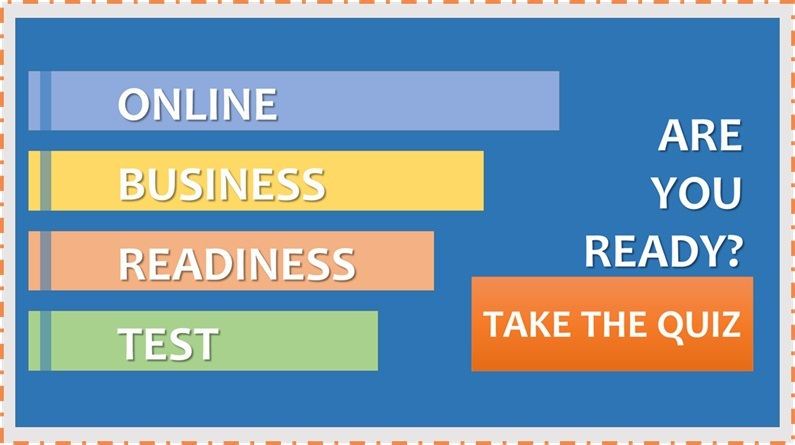 click here to take the online business readiness test