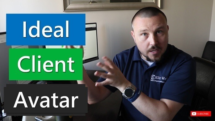 how to identify your ideal client avatar