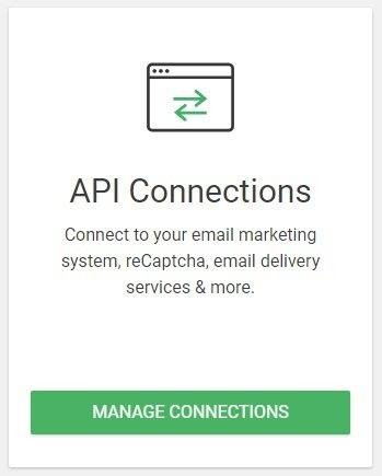 thrive themes api connections tool