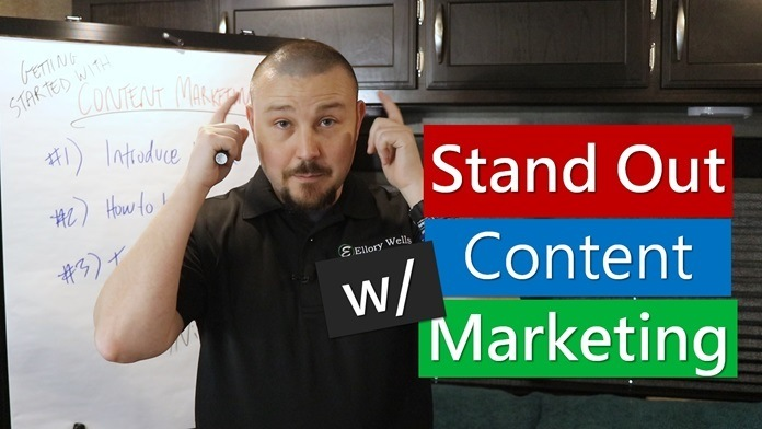 stand out content marketing basics