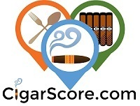 CigarScore logo - black 200