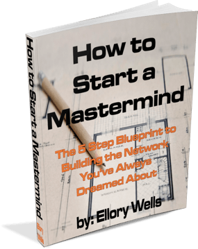 How to start a Mastermind ebook cover 3d 300 2